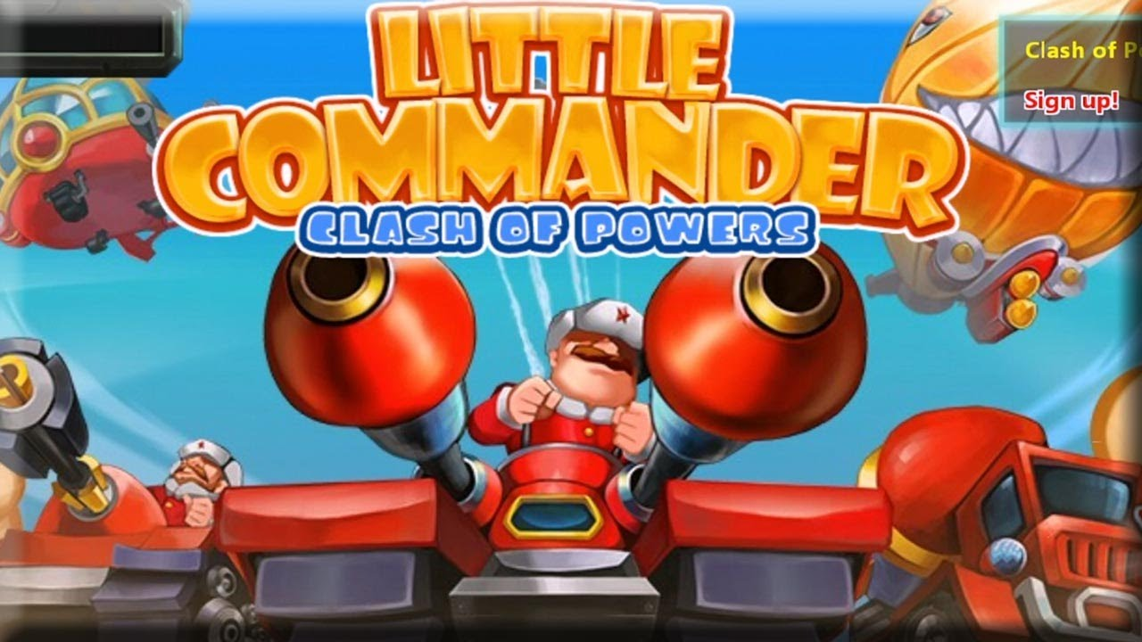 Little Commander 2 for iPhone & iPad 2018