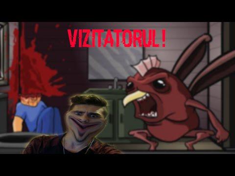 The Visitor-Cel Mai Scarbos Flash Game!
