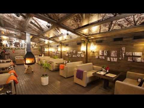 дизайн террасы ресторана La Sarkis