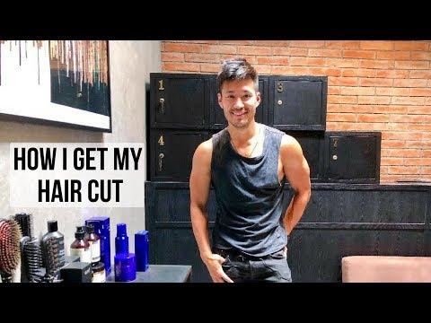 How I Get My Hair Cut