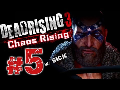 Dead Rising 3 Chaos Rising Part 5 w/ SICK DLC Episode 3 Add to the Collection - Stick it to the Man - YouTube