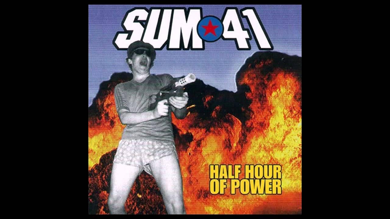 Sum 41 - Half Hour Of Power  Full Album