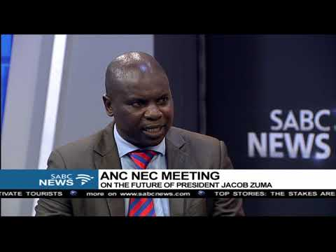Political Analysts on ANC NEC Meeting