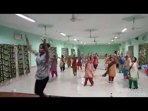 Punjabi Zumba II Khaao Piyo Aish Karo II SANDHYA SHARMA
