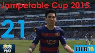 Jampetable Cup 2015 | #21 | Round 4 | Part 4 (FIFA 16)