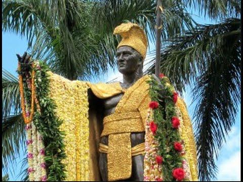 Celebrating King Kamehameha Day in 2016