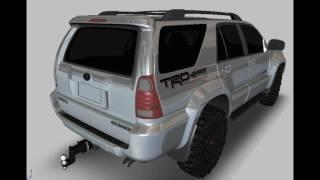 ▶ⒼⓉⒶ◀[Toyota-4Runner-TRD]▶ⒼⓉⒶ◀ Para Gta San Andreasツ