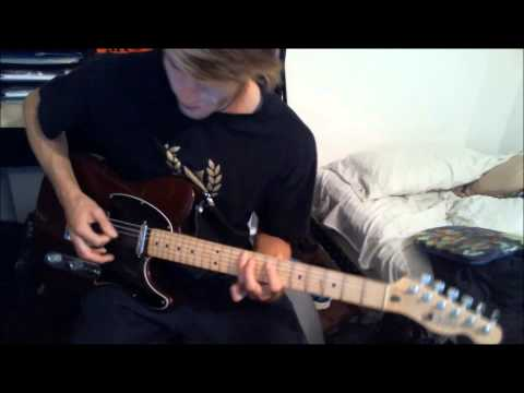 Bloodflood- Alt-J Guitar Cover