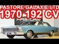PASTORE Ford Galaxie LTD 1970 Azul Náutico 292 AT3 RWD 4.8 V8 192 cv 37,1 mkgf 150 kmh #Ford