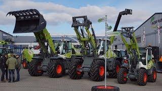 Het nieuwst van het nieuwste bij AGRAVIS Technik BvL in Meppen Dld Trekkerweb