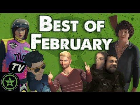 Best of Achievement Hunter - February 2018
