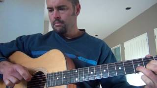 Fresh Eyes - Andy Grammer (guitar instrumental)