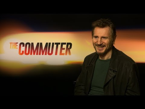 The Commuter interview: hmv.com talks to Liam Neeson