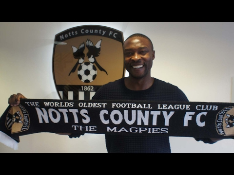"Shola Ameobi: ""I'm excited"""