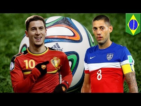 USA vs Belgium: Americans ready for their last 2014 World Cup game