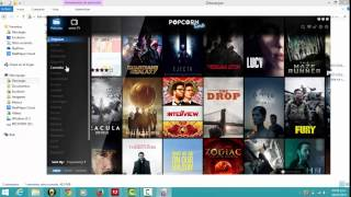 Ver películas gratis en PC, Smart TV, Chromecast con Popcorn Time
