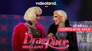 Dit zijn de hoogtepunten van Drag Race Holland aflevering 6 (video)