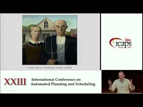 ICAPS 2013: Wheeler Ruml (Invited Talk) - What Your Mama Didn't Tell You About Heuristic Search