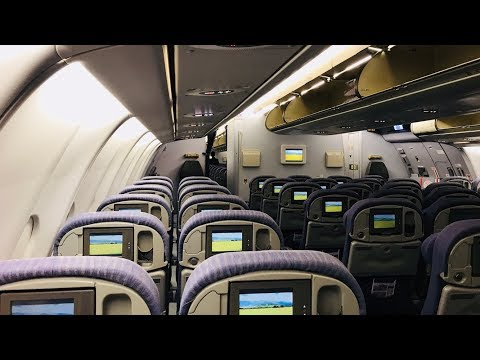 Trip Report: China Airlines (Economy Class) Airbus A330-300 | Taipei - Hong Kong