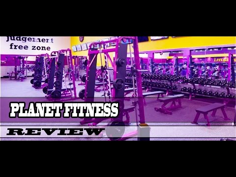Is Planet Fitness The Gym For You? Full Honest Review From Male And Female *Basic $10/mo Membership