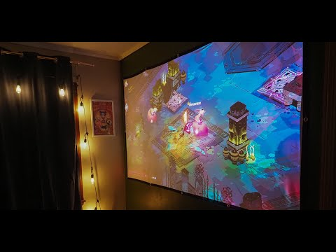 Can the Bomaker Polaris 4K Laser TV Projector Deliver the Best Home Theater Experience?