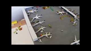 March Los Angeles International Airport Model Airport Update!!