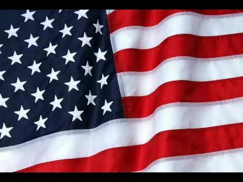 Star Spangled Banner - United States of America National Anthem
