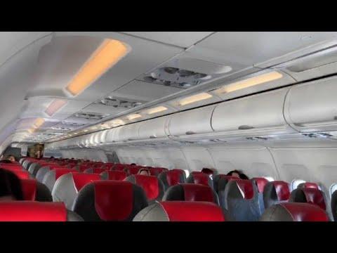 Coronavirus: Des vols fantômes maintenus et des aéroports déserts