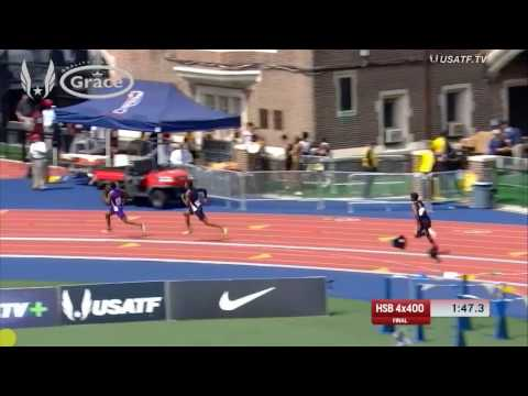 Best of Penn Relays 2017- Jamaica College and Kingston College 4x400