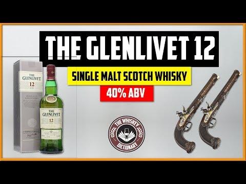 The Glenlivet 12 Single Malt Scotch Whisky - Review #83