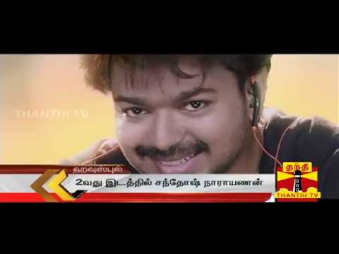 Top-5 New Age Music Directors of Tamil Cinema | Thanthi tv | house full | VJ MUBASHIR