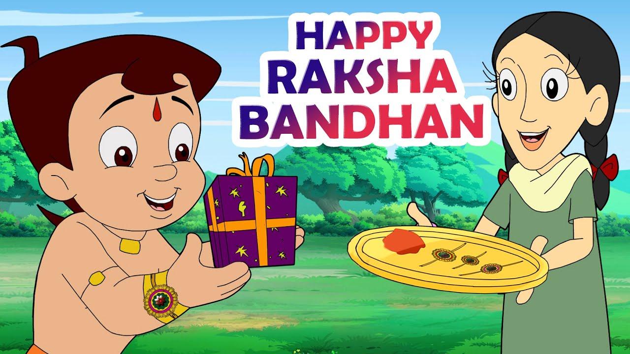 Chhota Bheem - Dholakpur Ke Anokhe Rakhi | Raksha Bandhan Special Video