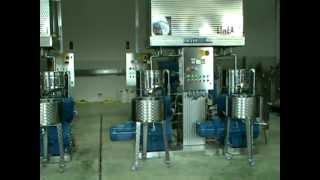 frantoio Sicilia 2 V2 oleificio impianto continuo:  lavorazione olio extra vergine d'oliva Thumbnail