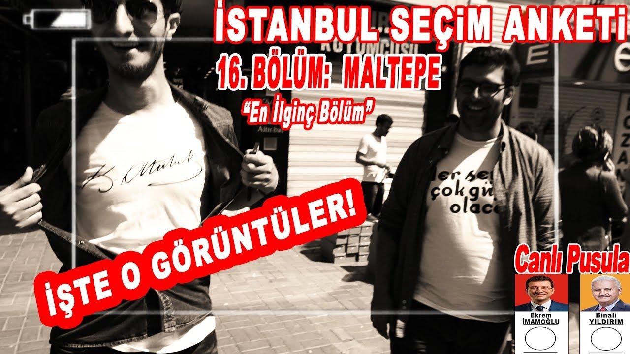 Halk Ekranı Anketleri Kurgu Mu? İstanbul Seçim Anketi 16. Bölüm: Maltepe