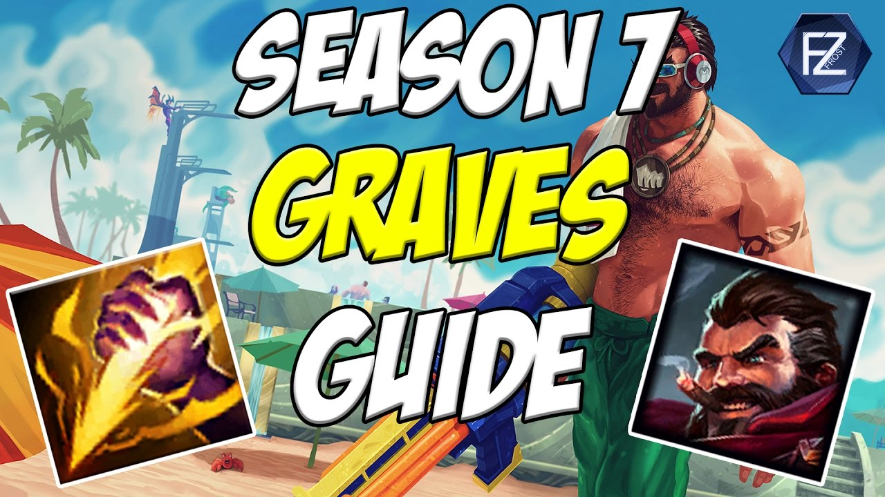 Download MIDSEASON PATCH GUIDE UPDATE - How to Play Graves Jungle in Season 7   League of Legends