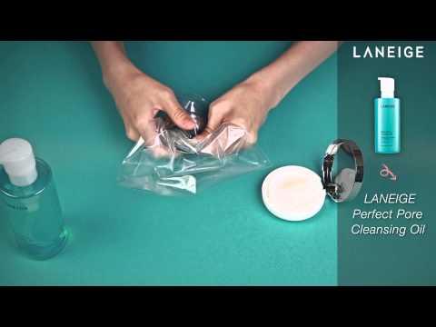 LANEIGE BB CUSHION How To Clean Air Puff