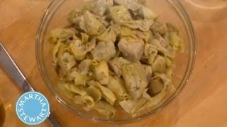 Baked Artichoke Hearts  Thanksgiving Recipes