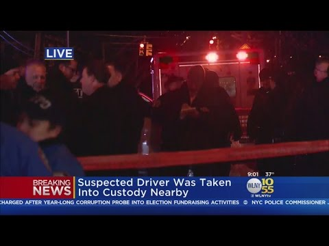 EMS Worker Struck And Killed By Stolen Ambulance
