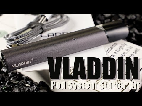 VLADDIN VAPOR RE ULTRA PORTABLE SYSTEM ~All In One Vape System Review~