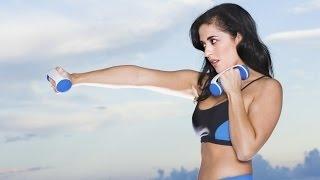 Домашний фитнес для женщин - КикБОКСИНГ