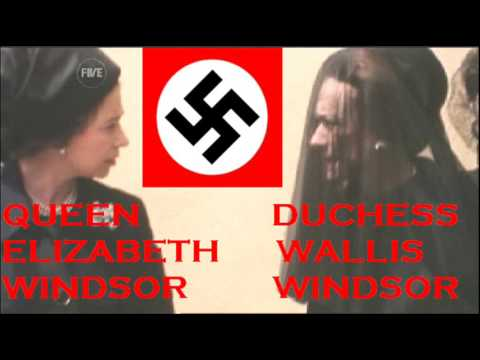 The UK's Nazi King Edward VIII, Duke of Windsor: Traitor & Enemy of Britain. (Part 3)