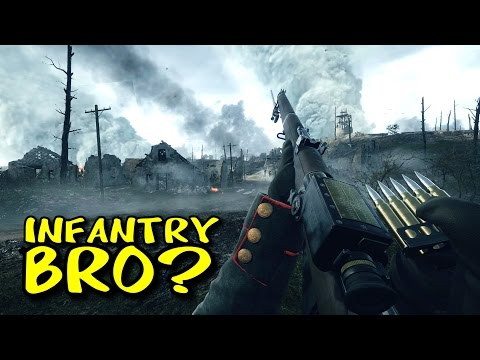 BF1 - Do u Even infantry BRO? UltraMaxSettings60fps