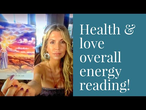 Health and Love Overall energy March 28