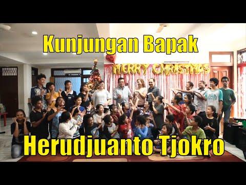 Kunjungan Bapak Herudjuanto Tjokro