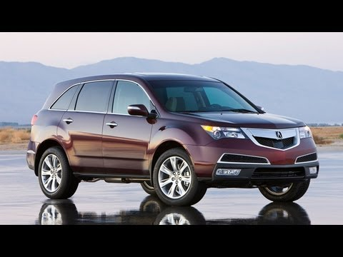 Acura MDX Video Review | Edmunds.com