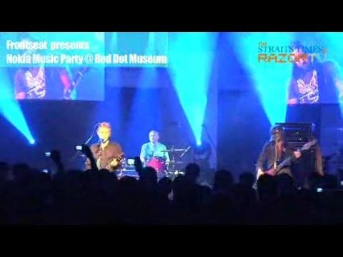 Front Seat: Nokia Music Party (Pt 1)