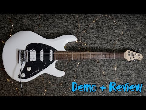 Sterling by Music Man Silhouette Demo + Review