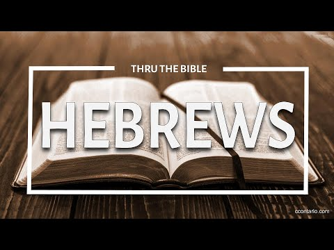Download Hebrews 10 (Part 3) - The Righteous Shall Live by Faith
