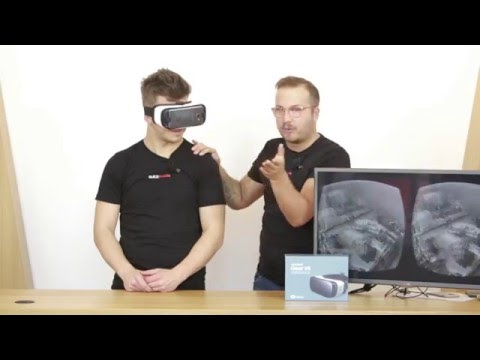 Samsung Gear VR la QuickMobile!