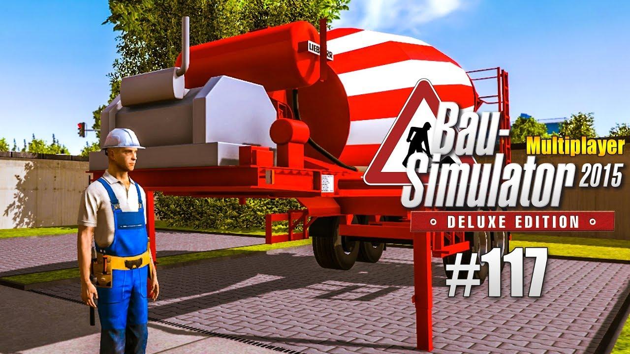 bau simulator 2015 multiplayer 117 fu ball tore. Black Bedroom Furniture Sets. Home Design Ideas